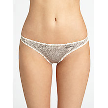 Buy Calvin Klein Seductive Comfort Briefs, Pebble Online at johnlewis.com