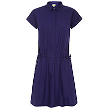 Buy Hobbs NW3 Mindy Dress, Well Blue Online at johnlewis.com