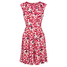 Buy Oasis Floral Print Dress, Multi Online at johnlewis.com