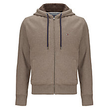 Buy Tommy Hilfiger Sacha Cotton Jersey Hooded Sweatshirt Online at johnlewis.com