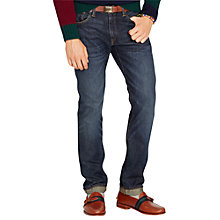 Buy Polo Ralph Lauren Morris Varick Slim Jeans, Denim Online at johnlewis.com