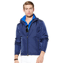Buy Polo Ralph Lauren Simpluxe Performance Jacket, Navy Online at johnlewis.com