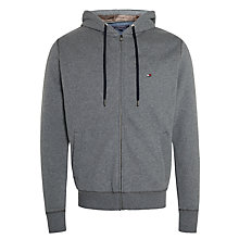 Buy Tommy Hilfiger Sacha Hoody, Silver Fog Online at johnlewis.com