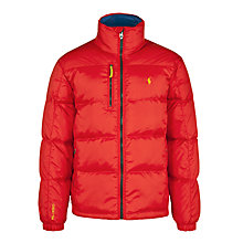 Buy Polo Ralph Lauren Core Trek Puffa Jacket Online at johnlewis.com