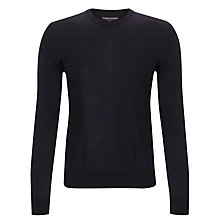 Buy Tommy Hilfiger Clyde Crew Jumper, Grey Online at johnlewis.com