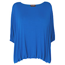 Buy Phase Eight Cecily Cape Top, Periwinkle Online at johnlewis.com