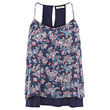 Buy Oasis Botanical Print Camisole Top, Multi Online at johnlewis.com