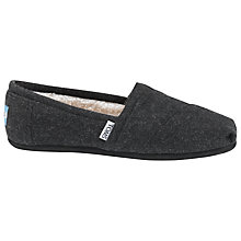 Buy TOMS Seasonal Classic Knit Shoes Online at johnlewis.com