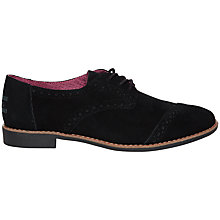 Buy TOMS Suede/Leather Brogue Shoes Online at johnlewis.com