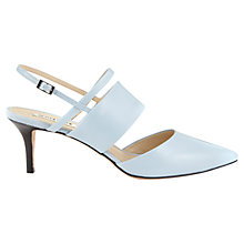 Buy Whistles Joanna Slingback Mules Online at johnlewis.com