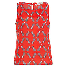 Buy Sugahill Boutique Pineapple Crush Top, Red Online at johnlewis.com