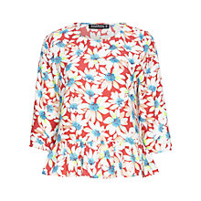 Buy Sugarhill Boutique Daisy Top, Red Online at johnlewis.com