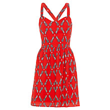 Buy Sugarhill Boutique Pineapple Crush Sun Dress, Red Online at johnlewis.com