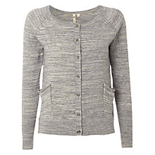 Buy White Stuff Tungston Cardi, Moonlight Online at johnlewis.com
