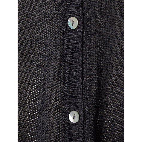 Buy White Stuff Linen Blend Raffa Cardigan Online at johnlewis.com
