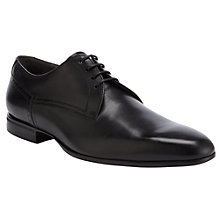 Buy BOSS Neviol Formal Derby Shoes, Black Online at johnlewis.com