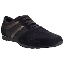 Buy BOSS Orange Orlens Trainers Online at johnlewis.com