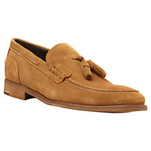 Buy Bertie Astoria Tassle Suede Loafers Online at johnlewis.com