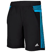 Buy Adidas Clima Boys' Woven Shorts Online at johnlewis.com