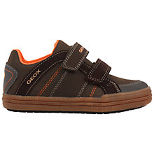 Buy Geox Elvis Rip-Tape Trainers Online at johnlewis.com