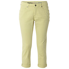 Buy White Stuff Southern Ocean Cropped Jean, Pistachio Online at johnlewis.com