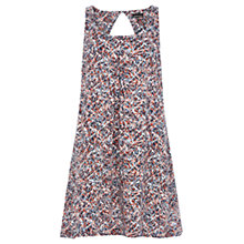 Buy Warehouse A Line Swing Dress, Multi Online at johnlewis.com