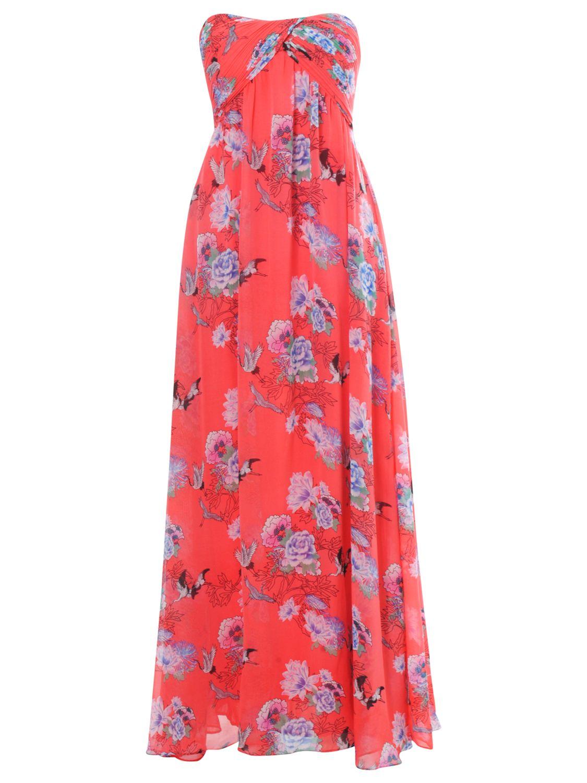 true decadence print ruch maxi dress red, true, decadence, print, ruch, maxi, dress, red, true decadence, 8|16|12|10|14, women, womens holiday shop, dresses, womens dresses, maxi dresses, 1492196