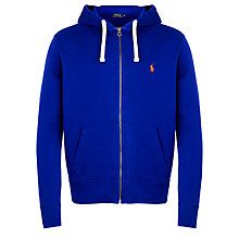 Buy Polo Ralph Lauren Zipped Hoodie Online at johnlewis.com