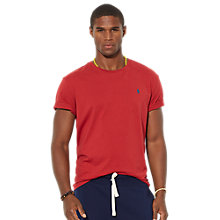 Buy Polo Ralph Lauren Custom Fit T-Shirt Online at johnlewis.com