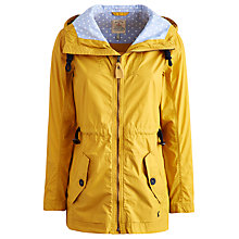 Buy Joules Merion Jacket, Yellow Online at johnlewis.com