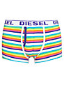 Diesel Stripe Trunks, White
