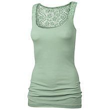 Buy Fat Face Lace Back Vest Online at johnlewis.com