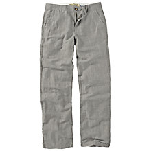 Buy Fat Face Linen Mix Wide Leg Trousers Online at johnlewis.com