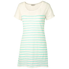 Buy Fat Face Taunton Stripe Tunic Top Online at johnlewis.com