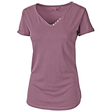 Buy Fat Face Bordeaux T-Shirt Online at johnlewis.com