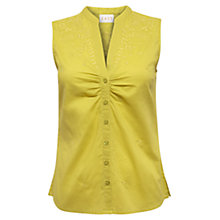 Buy East Embroidered Blouse Online at johnlewis.com