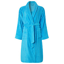 Buy John Lewis Super Soft & Cosy Cotton Dressing Gown Online at johnlewis.com