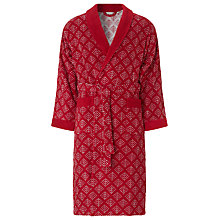 Buy John Lewis Copenhagen Christmas Dressing Gown Online at johnlewis.com