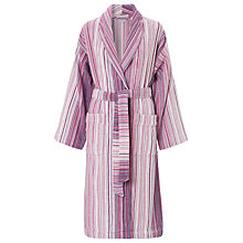 Buy John Lewis New Spirit Striped Dressing Gown Online at johnlewis.com