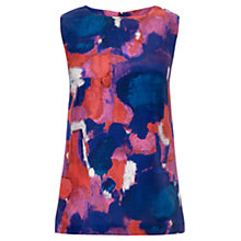 Buy Jigsaw Art House Print Top, Multi Online at johnlewis.com