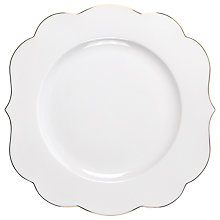 Buy PiP Studio Royal PiP Plate, White Online at johnlewis.com