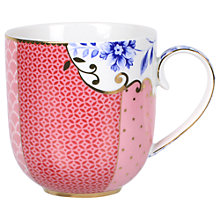 Buy PiP Studio Royal Flower Mug, Small Online at johnlewis.com