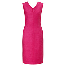 Buy Jigsaw Parisienne Dress, Pink Online at johnlewis.com