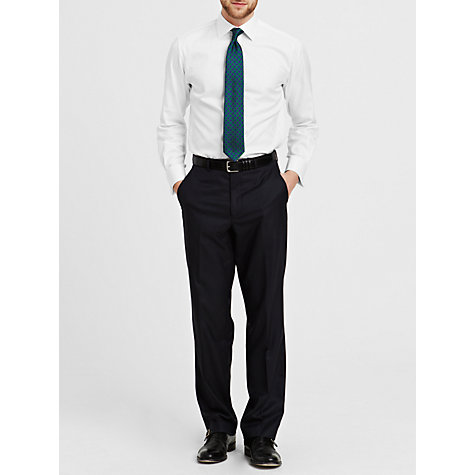 Buy Thomas Pink Jude Slim Fit Shirt, White Online at johnlewis.com