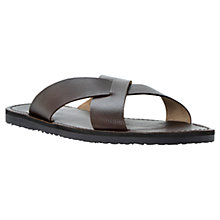 Buy Dune Leather Indian Summer Sandal Online at johnlewis.com