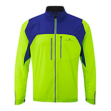 Buy Ronhill Advance Windlite Jacket, Flourescent Yellow Online at johnlewis.com