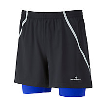 Buy Ronhill Advance Twin Shorts Online at johnlewis.com