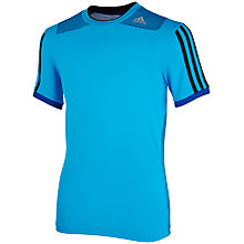 Buy Adidas Clima Boys' T-Shirt Online at johnlewis.com