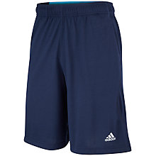 Buy Adidas Prime Jersey Shorts Online at johnlewis.com