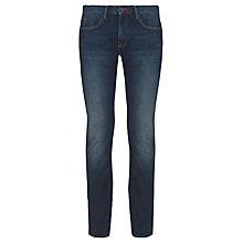 Buy Tommy Hilfiger Hudson Straight Leg Jeans, Newbury Blue Online at johnlewis.com